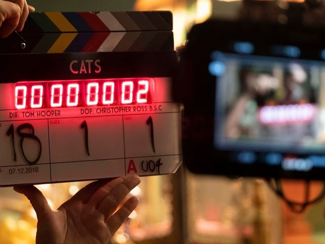 "The Steven Spielberg Executive Produced ""Cats"" Gets A Trailer"