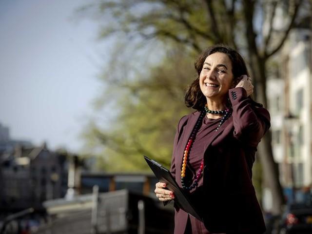 De Abel Herzberglezing van burgemeester Femke Halsema: 'Leve het rumoer, leve ons verschil van mening!'