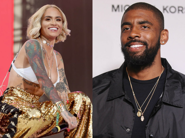 Kyrie Iriving Defends His Ex-Bae Kehlani From Folks Still Homewrecker-Heckling Her At Shows And Online