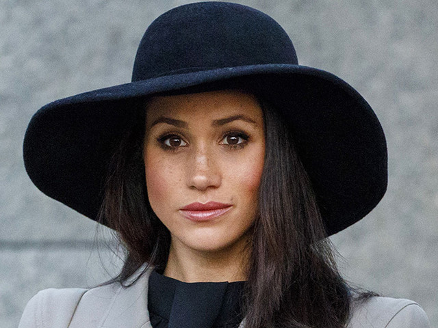 "Report: Duchess Meghan Finds Public Scrutiny ""Incredibly Stressful"""