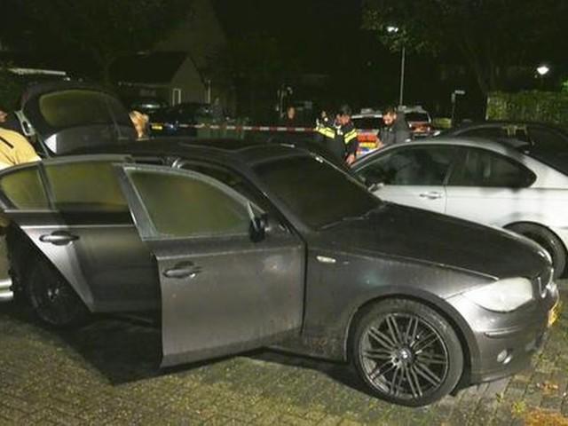 BMW-hater teistert Ede