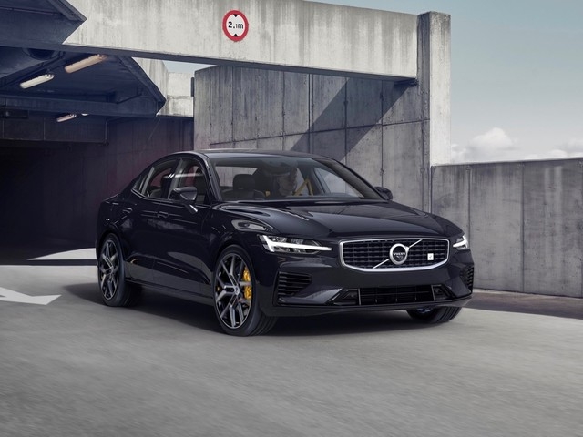 2019 Volvo S60 starts at $36,795, subscribe for $775 a month