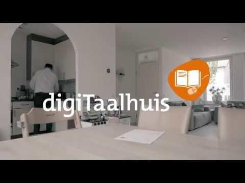 Een filmpje voor het digiTaalhuis