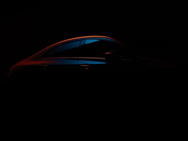 2020 Mercedes-Benz CLA teased ahead of its debut at CES
