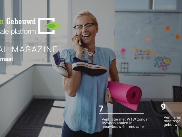Nieuw: digitaal magazine Binnenklimaat