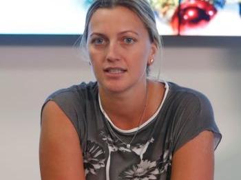 Neergestoken Kvitova favoriete op Wimbledon