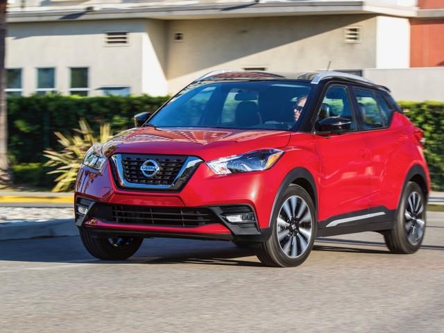 2019 Nissan Kicks starts at $19,535