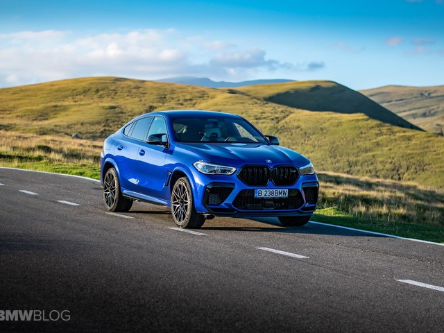 Video: BMW X6 M against the world, featuring the fastest SUVs around