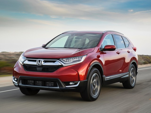2019 CR-V, Forester, RAV4 and XC40 top IIHS pedestrian-detection test