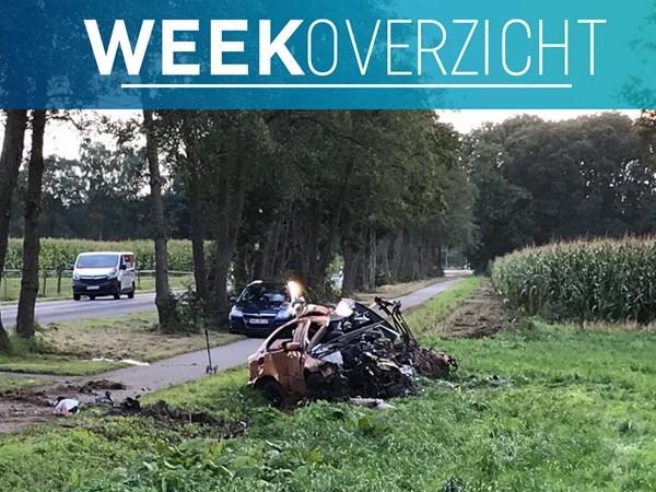 Deze week in het nieuws: Dodelijk ongeluk, beschietingen en overlast van ratten