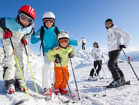9 Affordable Winter Getaways for the Family