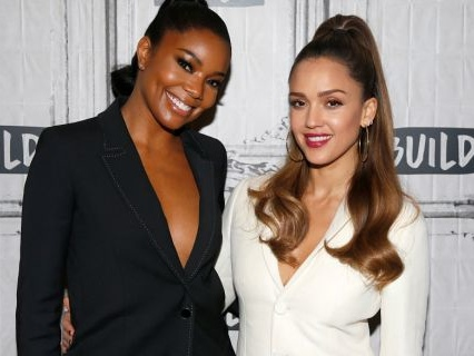 BFF Goals: Gabrielle Union And Jessica Alba Put Their Friendship To The Test [Video]