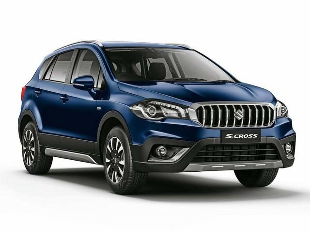 Maruti S-Cross Facelift Bookings Open, Details Revealed