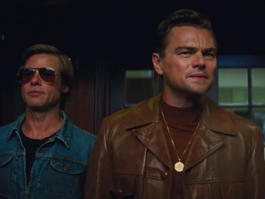 Watch the Trailer for Quentin Tarantino's 'Once Upon a Time in Hollywood'