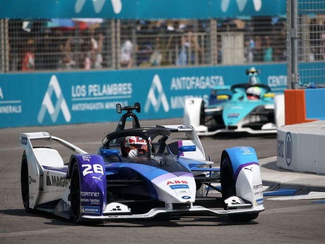 Santiago E-Prix: Maximilian Günther takes the win for BMW i Andretti Motorsport