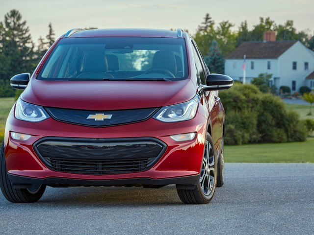 2020 Chevy Bolt gets a longer 259-mile driving range