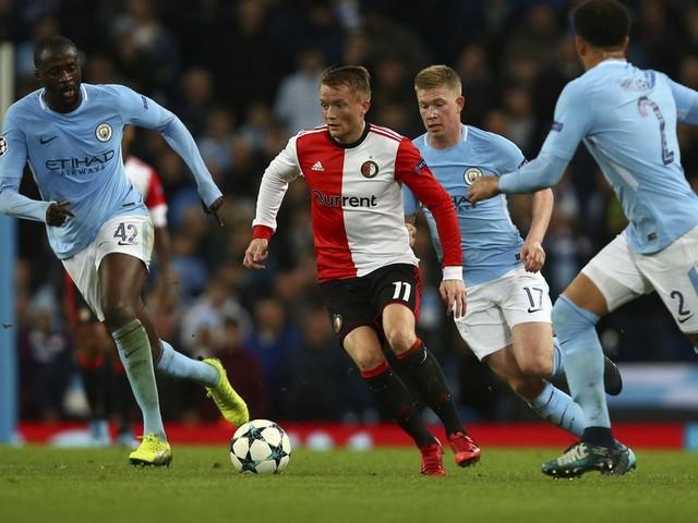 Feyenoord toch weer zonder pardon aan de kant gezet