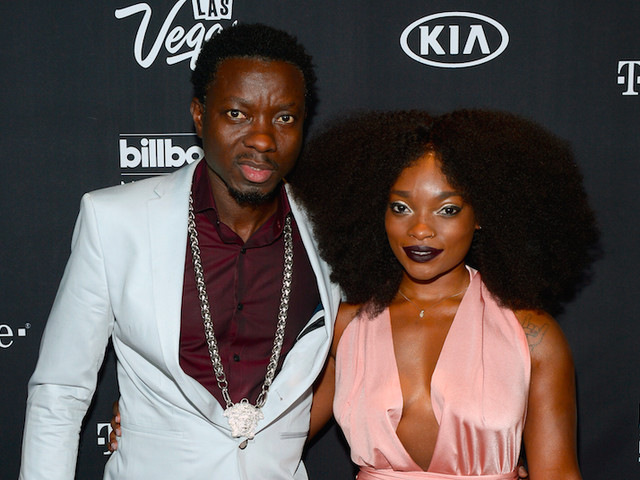 Softhearted Muddasucka: Michael Blackson Reunites With Ex-Fiancee Georgia Reign After Bribing Her With THIS…