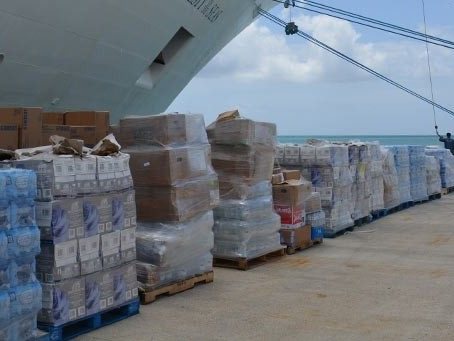 Royal Caribbean Cancels Cruise To Help In Puerto Rico