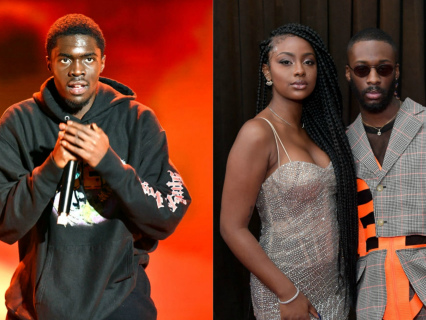 Sheck Wes Denies Abusing Justine Skye And Fading Her BF Goldlink