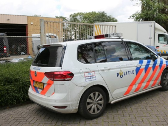 Man uit Rijsbergen vast in verband met drugslaboratorium Rucphen