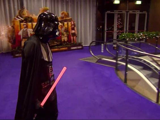 'Star Wars: The Last Jedi' in première, echte fans al om zes uur 's ochtends in de bioscoop