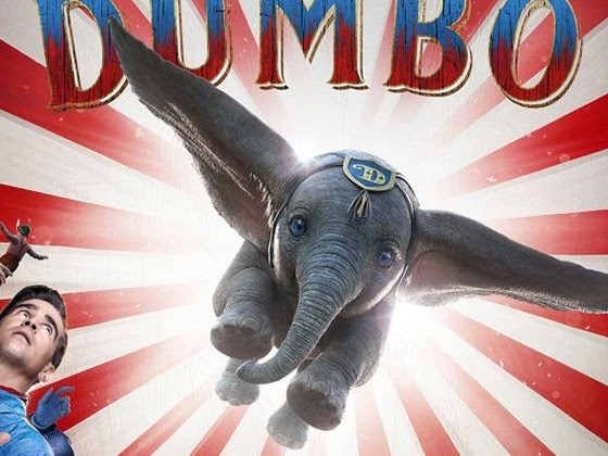 "Movie Review: Tim Burton's ""Dumbo"" Can't Fly Above a Bad Script or Overacting"