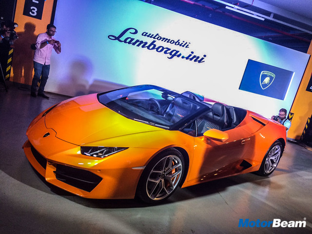 Lamborghini Likely To Invest In Maharashtra For EVs