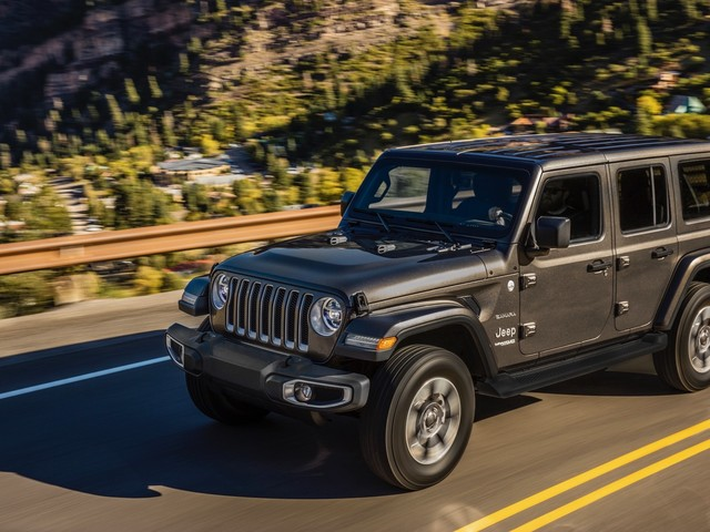 2019 Jeep Wrangler diesel is almost here