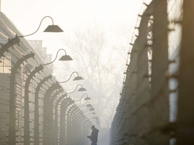 'In Auschwitz kwamen industriële belangen en het nazisme samen'