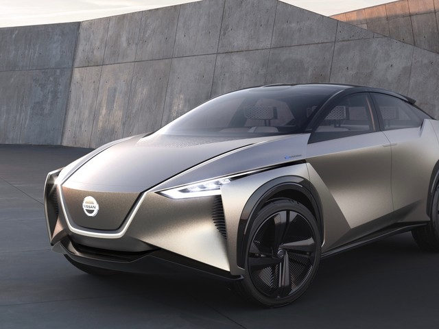 Nissan IMx electric SUV concept is headed to production