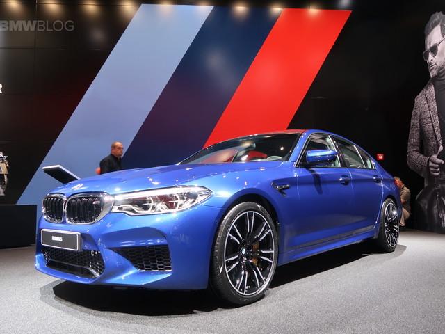 2018 BMW M5 to Start at $102,600