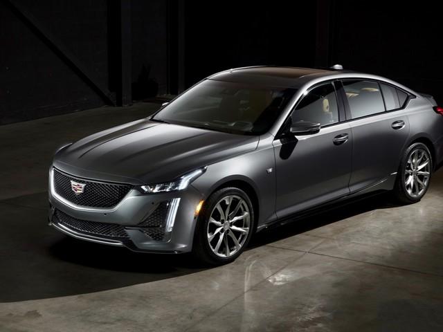 2020 Cadillac CT5 priced at $37,890