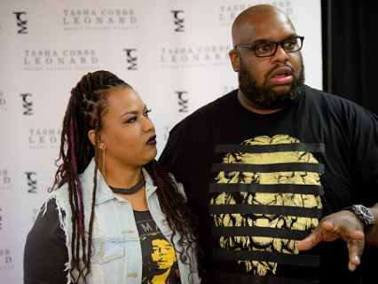 Pastor John Gray's Wife Raises Holy Hell Amid Allegations That Her Hubby Fathered An Outside Child