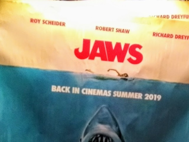 Competition. Win a Jaws Poster Courtesy of Park Circus
