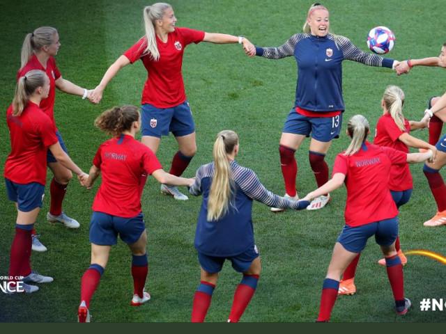 Brechen wir eine Lanze für den Frauenfussball #WM2019
