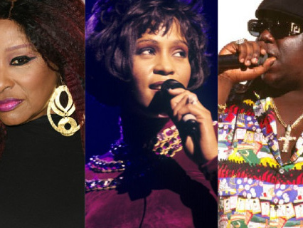 Let 'Em In! Whitney Houston, Notorious B.I.G, And Rufus Featuring Chaka Khan Nominated For Induction Into Rock And Roll Hall Of Fame