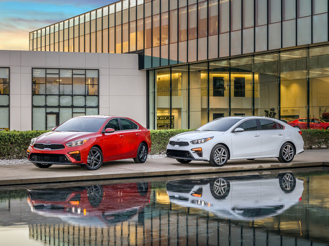 2019 Kia Forte: It's Bigger and Looks Great – Official Photos and Info