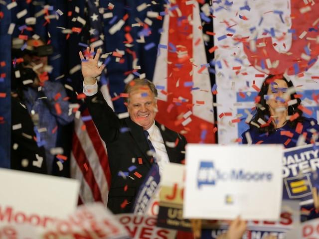Democraten juichen: als winnen in Alabama lukt, kan het overal