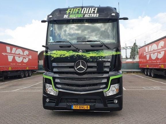 Met losse handen: transportbedrijf Deventer bestelt tientallen zelfrijdende trucks