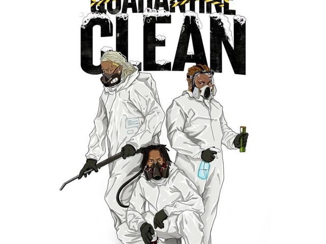 "Young Thug, Gunna & Turbo – ""Quarantine Clean"""