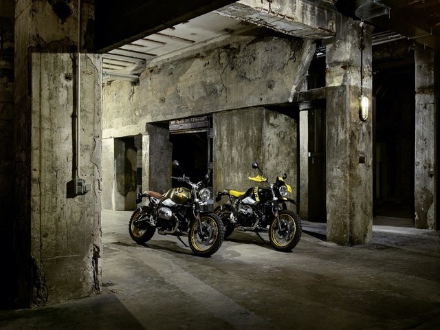 BMW Updates The R nineT Bike Lineup