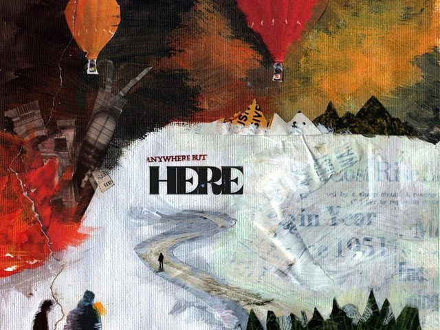Pro Era's Nyck Caution Drops 'Anywhere But Here' Album