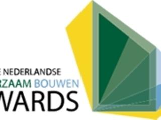 Criteria voor Duurzaam Bouwen Awards bekend