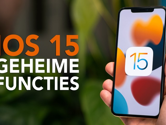 Video: Deze kleine iOS 15-functies besprak Apple niet