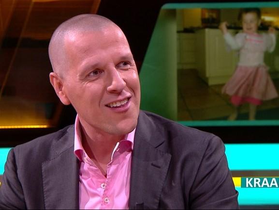 Vader Jaap over zijn als jongen geboren dochter Storm: 'In een jurk zagen we een gelukkig kind'