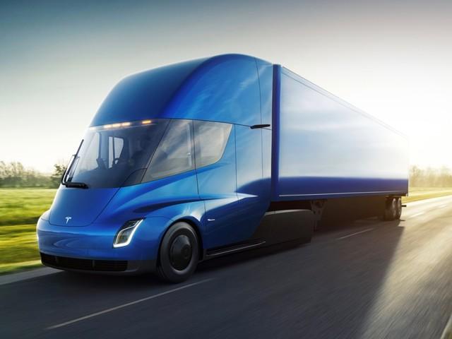 Tesla Semi is ready to change the truck industry