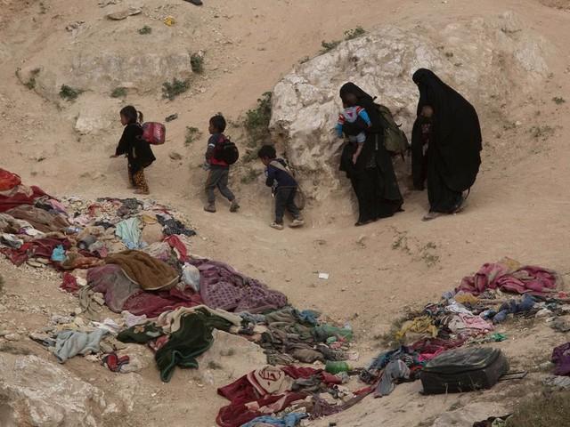 Laat IS'ers zeker niet terugkeren