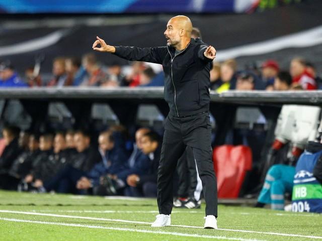 Guardiola spaart Feyenoord