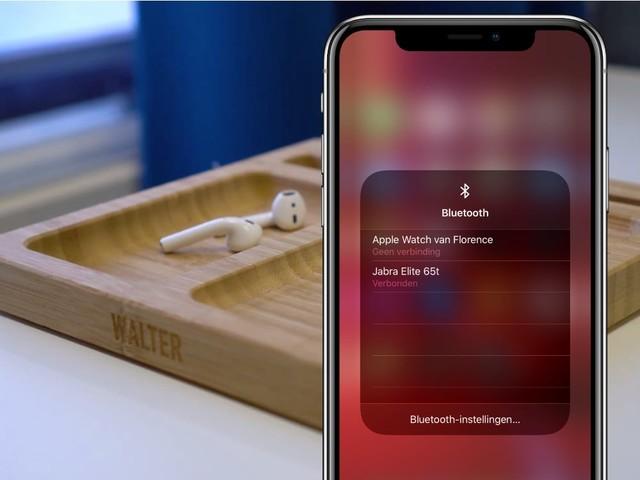 Bluetooth-kwetsbaarheid in iOS en macOS maakt mensen volgen mogelijk